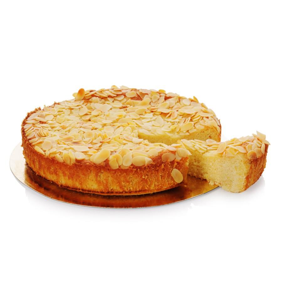 """""""Ricotta"""" sūrio pyragas su  migdolais"""