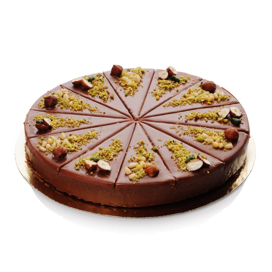 Tortas -  Pasiflorų karamelė