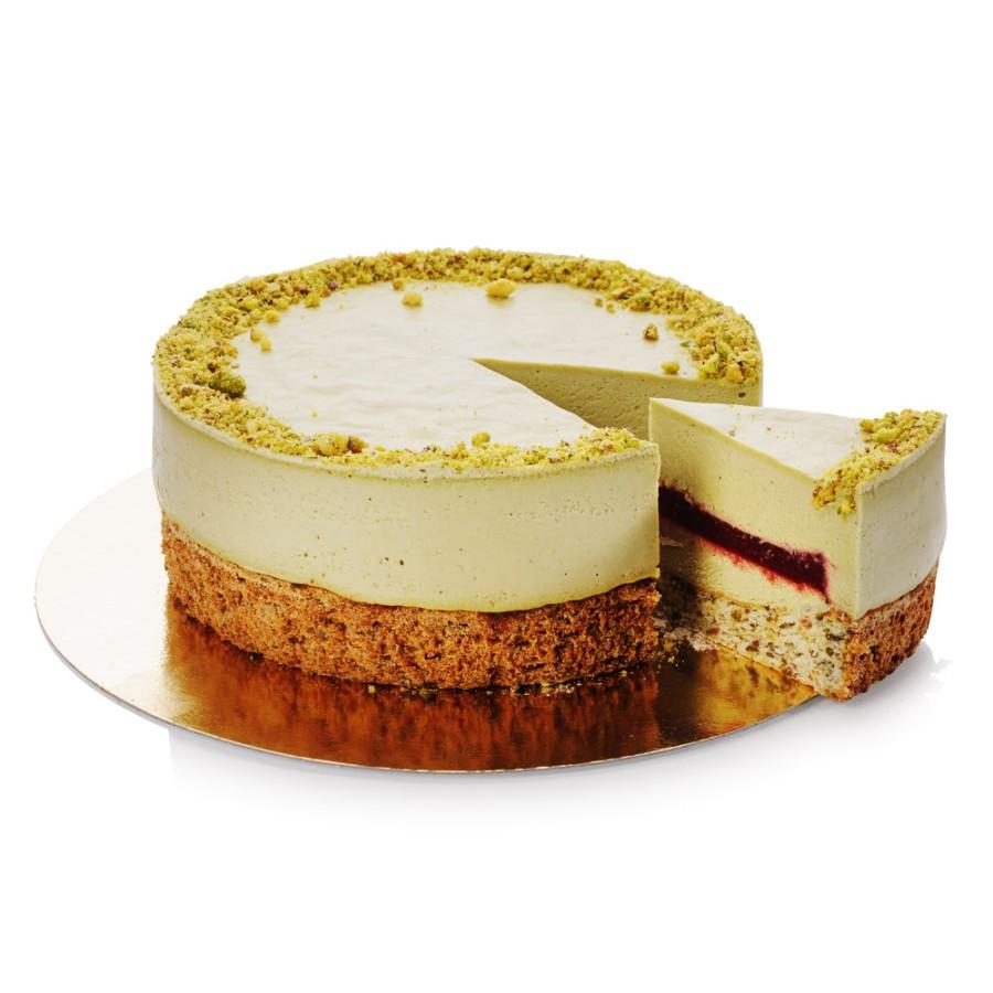 Tortas  - Pistaciniai putėsiai